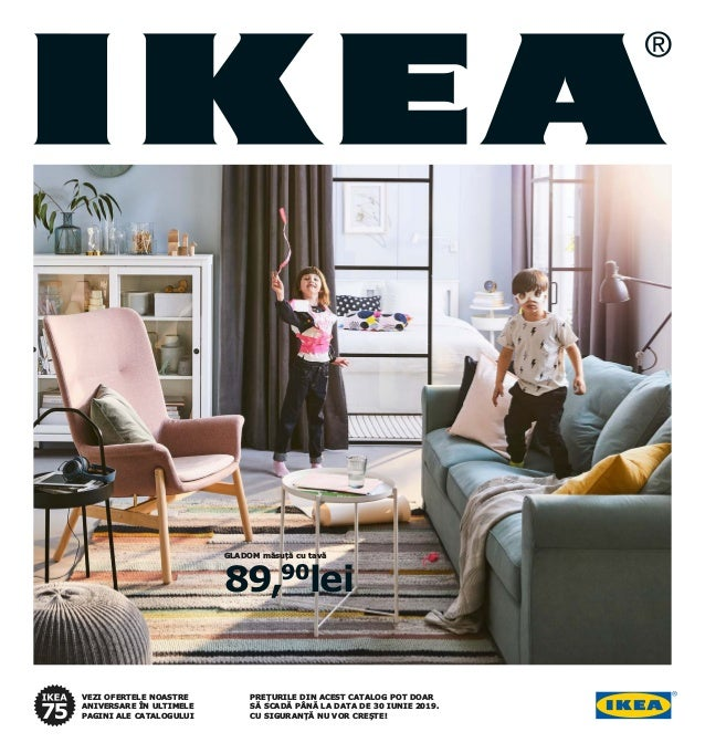 Vezi Noul Catalog Ikea 2018 2019