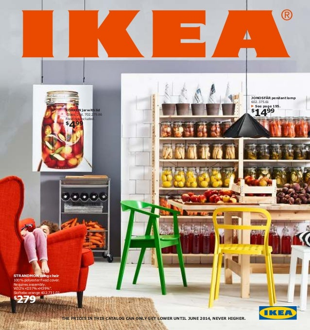 Catalog Sản Phẩm Ikea 2014