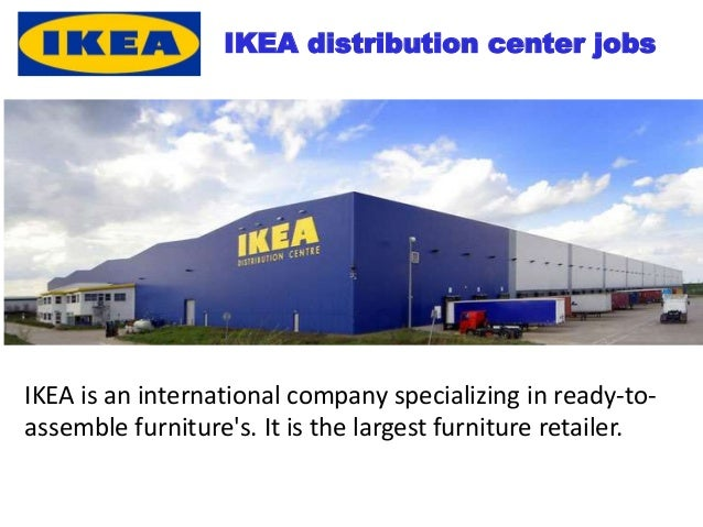 channel distribution of ikea