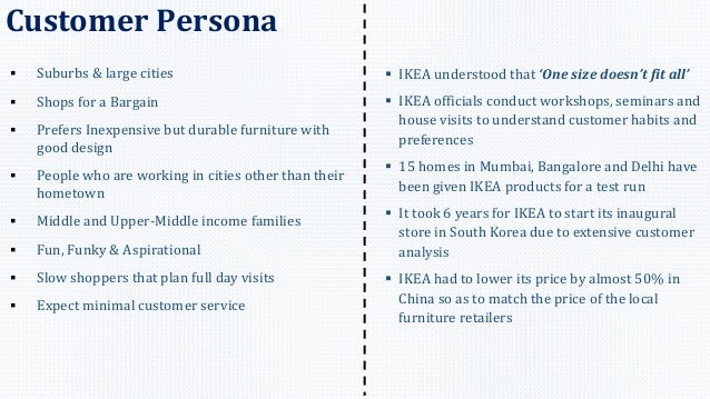 mba505 ikea slowly expands its us Mba505 ikea slowly expands its us market presence 1469 words   6 pages  product/service positioning assignment 42: ikea by: cheryl.