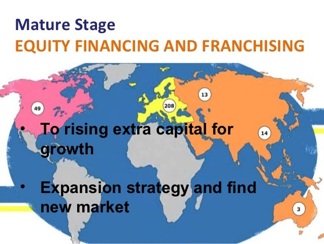 ikea expanding through franchising to the south american market International entry and country analysis  through a combination of lectures,  the opportunity to make profit by selling its products in a foreign market.