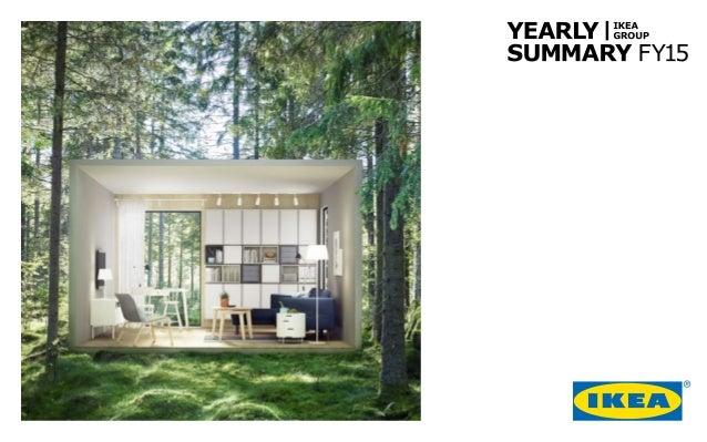 Informe Anual 2015 Ikea Group