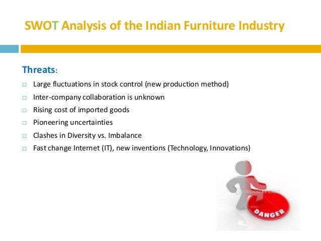 indian furniture industry statistics