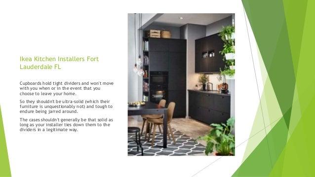 Ikea kitchen installers fort lauderdale Florida USA