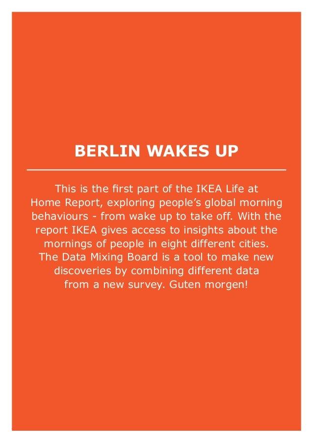 La Vida En El Hogar El Mundo Despierta Estudio Ikea
