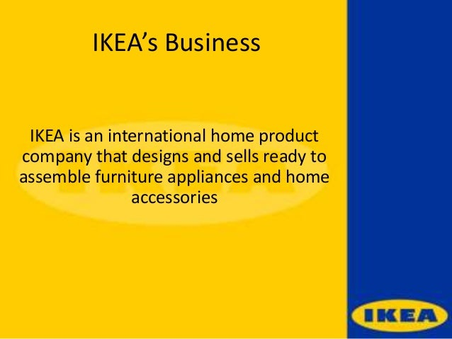 ikea marketing plan