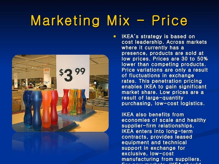 disadvantages of ikea s product price matrix Ikea food ikea range & supply also consists of several matrices and a number of support units  quality, sustainability, and low price products to enjoy for.
