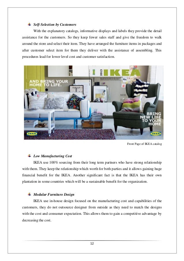 ikea furniture retailer to the world case study To download ikea's innovative human resource management practices and work culture case study  and work culture of a major furniture manufacturer and retailer.