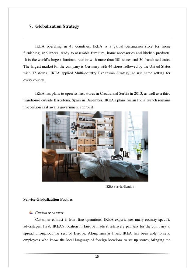 ikea strategic plan Click inside to find the most current ikea mission statement online the mission is evaluated using our unique framework.