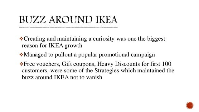ikeas globalization strategies and its foray Ikea's competitive advantage on the global market is supply chain strategy ikea takes part in negotiations between new partner and com40/correct reconfiguration of the supply chain structure is very innovative.