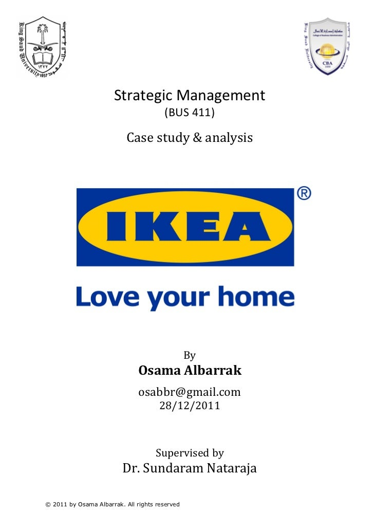 ikea global marketing report Ikea swot analysis 2013 according to uk customer insights report on ikea by and huge market presence and can easily gain some market share from ikea.