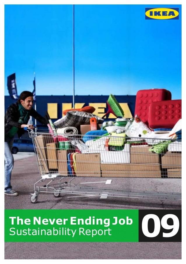 09The Never Ending Job Sustainability Report
