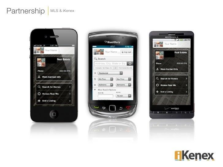 Partnership       MLS & iKenex                                                  Your Name                Your Name        ...