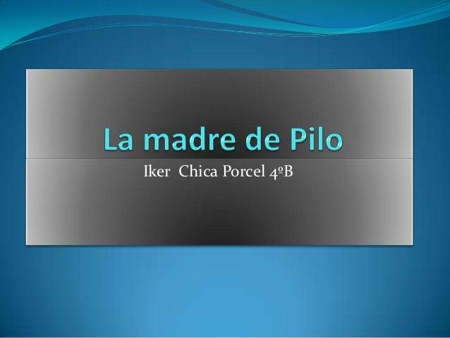 Iker Chica Porcel 4ºB