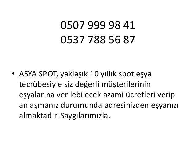 Altınşehir 2.el eşya alanlar yerler 0537 788 56 87 Slide 3