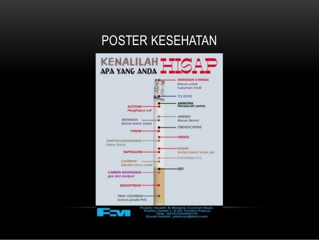 Iklan, poster dan slogan