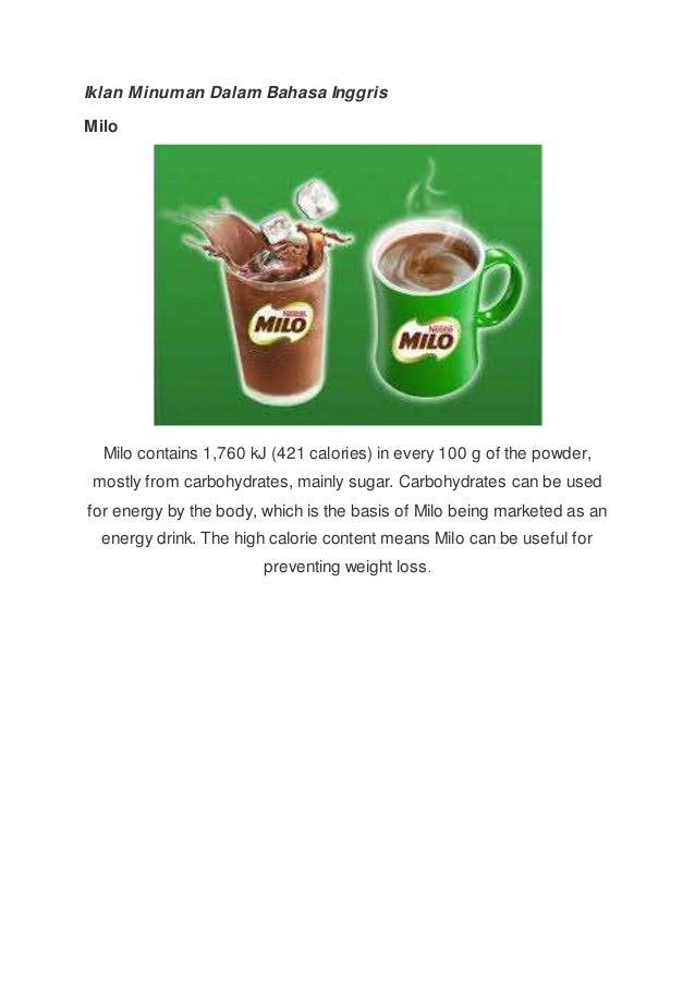 Contoh Iklan Minuman Pocari Sweat Dalam Bahasa Inggris ...