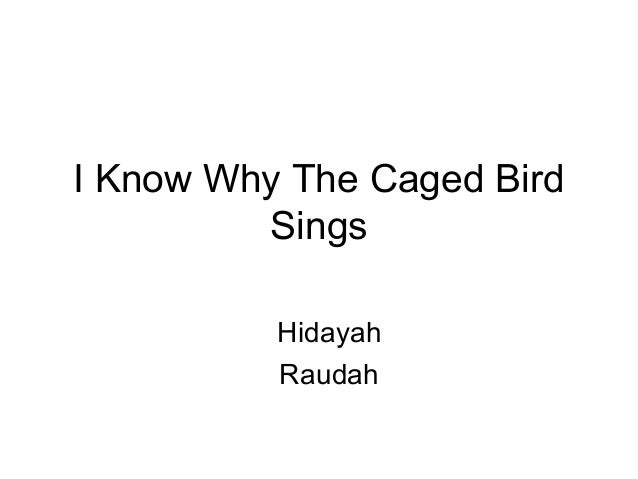 maya angelous childhood in the story i know why the caged bird sings D revealing what other people in the story think or say about the character, e showing us what the lesson 7 - characterization: i know why the caged bird sings by maya angelou subject: english grade level: 9th.