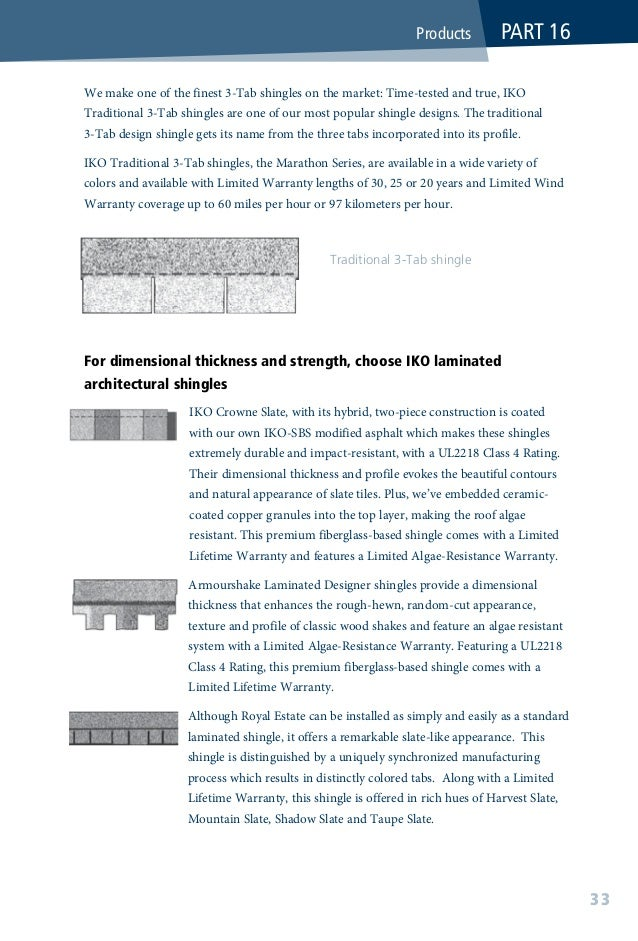 Iko blueprint for roofing 33 products part 16 33 malvernweather