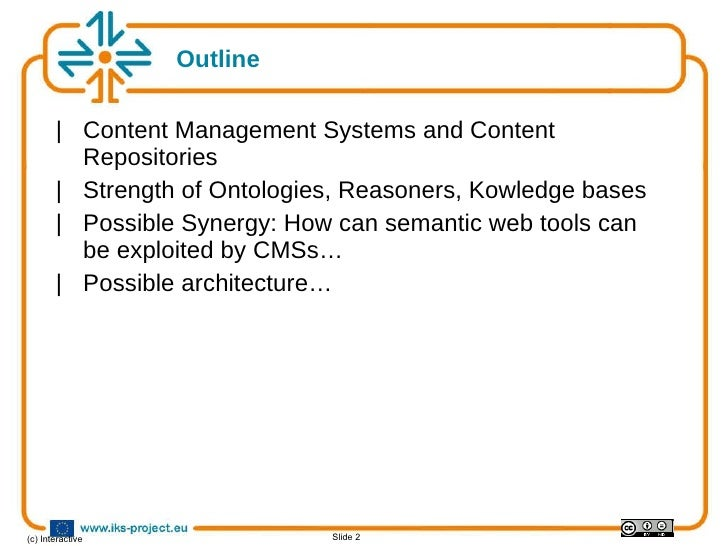 Content Repositories vs Knowledge Bases Slide 2