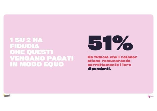 UN TEMA GI GIUDICATO DETERMINANTE PER IL BRAND TRUST DAI PROSUMER, OGGI È SENTITO ANCHE DA MOLTI CONSUMATORI 60% HAVAS,PRO...