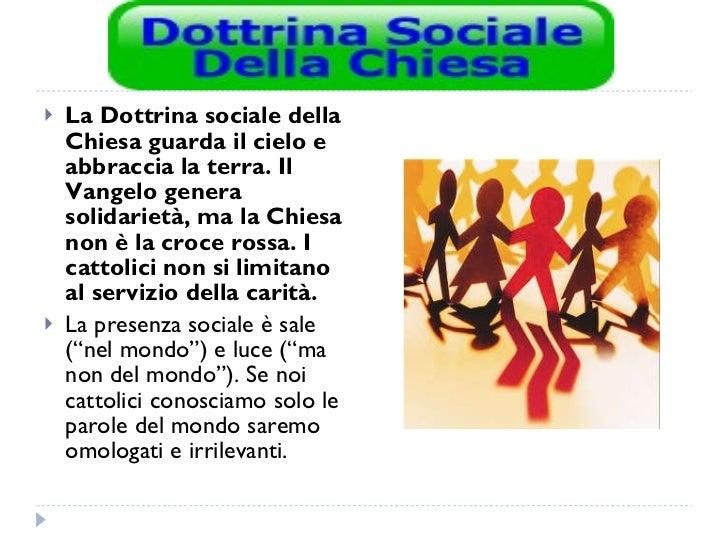 """Risultato immagini per Dottrina sociale della Chiesa"""""""