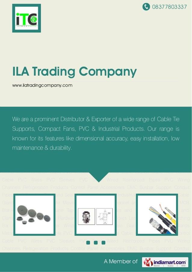 08377803337A Member ofILA Trading Companywww.ilatradingcompany.comCable Glands Sprint Cable Glands Metric Instrumentation ...