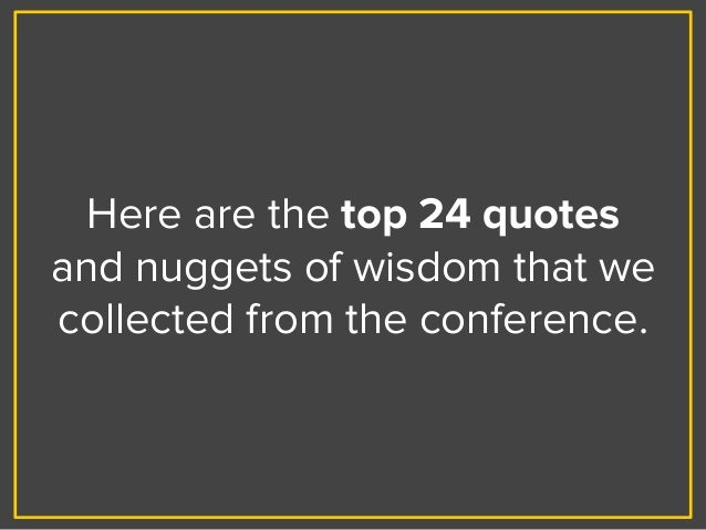 ILA 2015: The Very Best Twitter Quotes from July 18-20th Slide 2