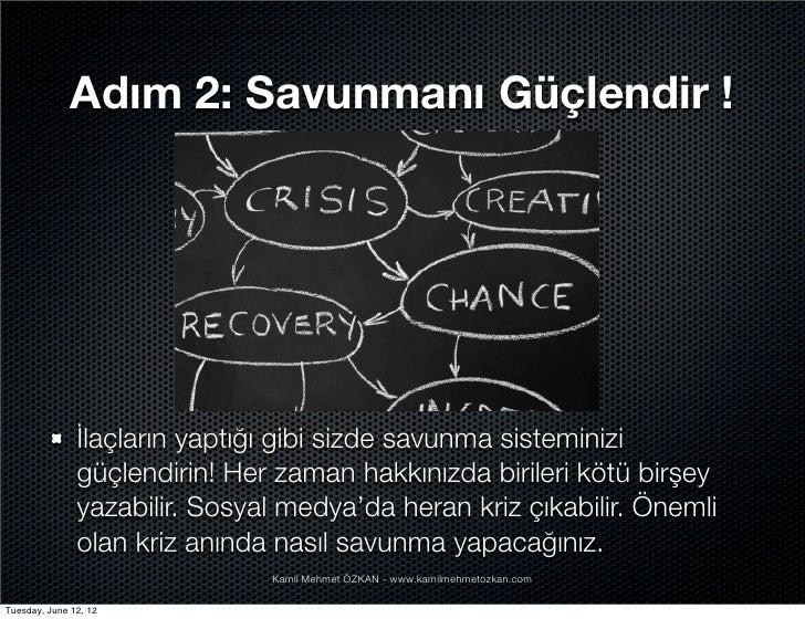 Adım 2: Savunmanı Güçlendir !               İlaçların yaptığı gibi sizde savunma sisteminizi               güçlendirin! He...