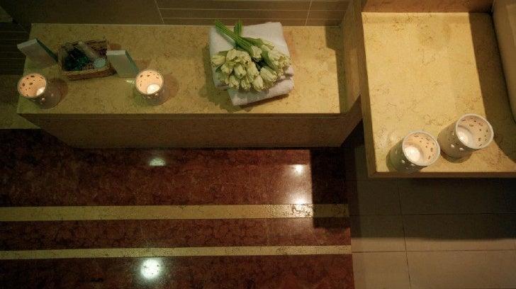 Spa Bagno Turco.Il Bagno Turco Del Mahara Hotel Wellness Uno Degli Hotel