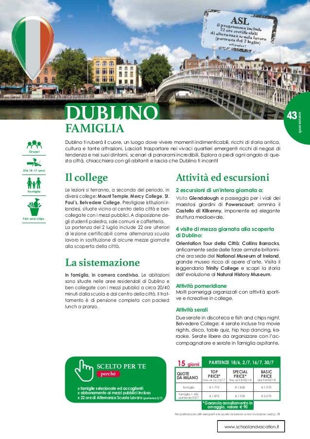 Quiz incontri Dublino