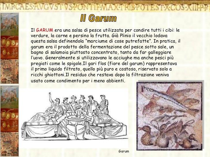 Il cibo nell 39 antica roma for Cibi tipici di roma