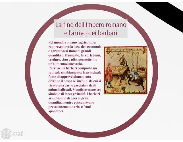 Il cibo nel medioevo for Cibo romano