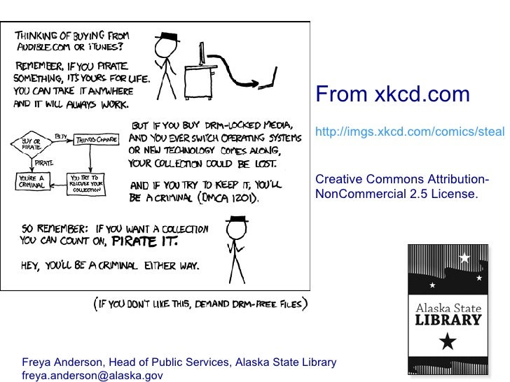 From xkcd.com http://imgs.xkcd.com/comics/steal_this_comic.png Creative Commons Attribution-NonCommercial 2.5 License.