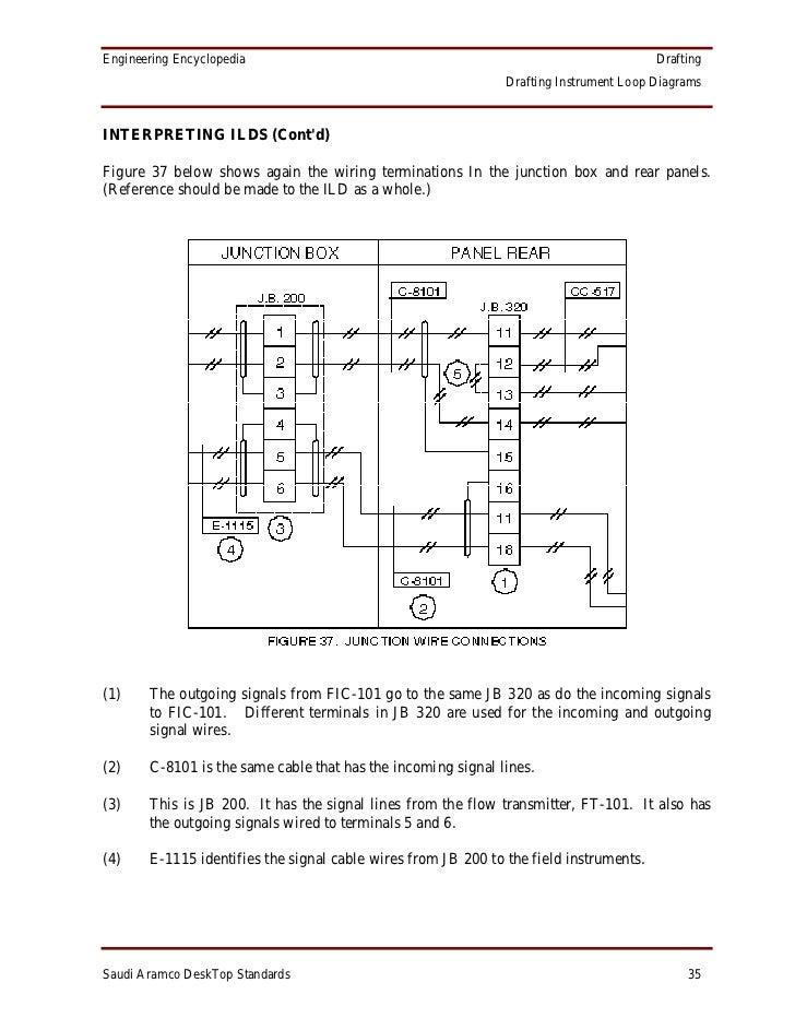 Pneumatic Instrument Loop Diagram - Wiring Diagram