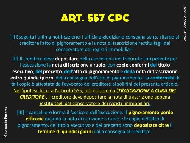 Il deposito degli atti introduttivi e le iscrizioni a - Trascrizione sentenza conservatoria registri immobiliari ...
