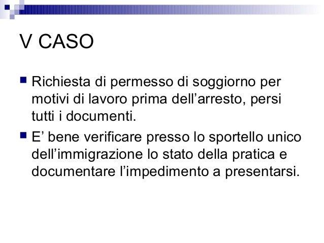 Il diritto dell 39 immigrazione for Rinnovo permesso di soggiorno lavoro subordinato documenti necessari