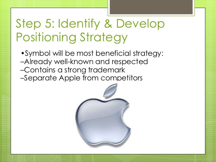 apple s strategic position It's widely understood in strategy that a firm that is known for  understanding apple's positioning: part 2 - the strategic trade-off  in the personal computer realm being a niche player is not sustainable in the long run.
