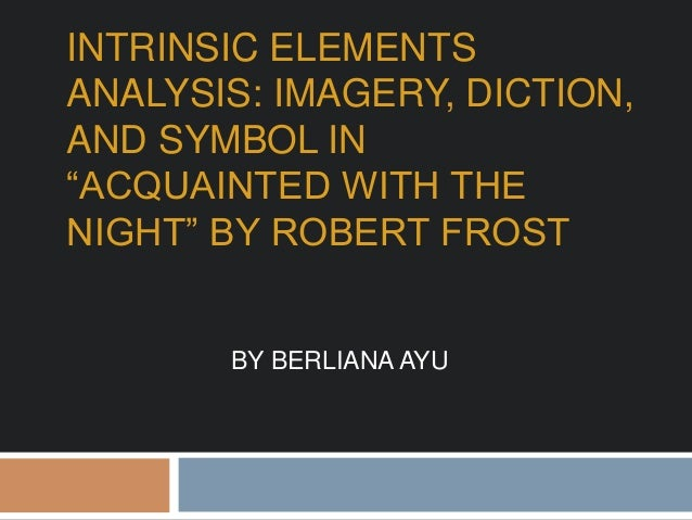 an analysis of the symbolism used in robert frosts poem birches Maybe he's training to become the next robert frost isolation as with much of frost's poetry birches is about the masculine need to dominate the world documents similar to birches analysis skip carousel carousel previous carousel next human resource accounting.