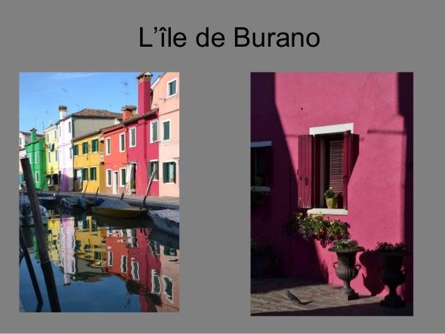 L'île de Burano