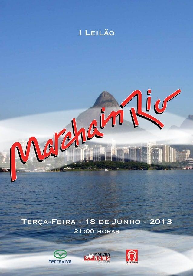 Terça-Feira - 18 de Junho - 201321:00 horasI Leilãocapa