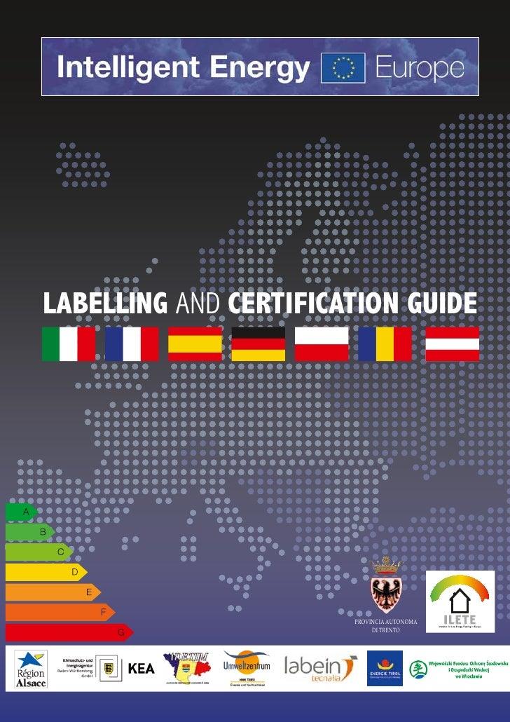 Ilete certification guide