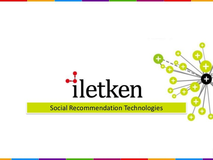 Social Recommendation Technologies<br />