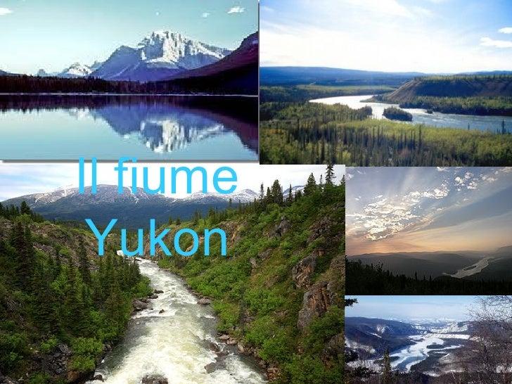 Il fiume Yukon