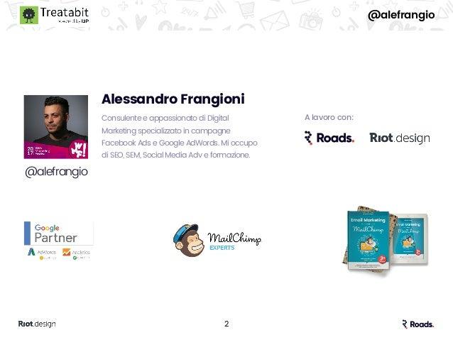 Il funnel perfetto per il web marketing: tutto sulle landing page fino alle conversioni Slide 2