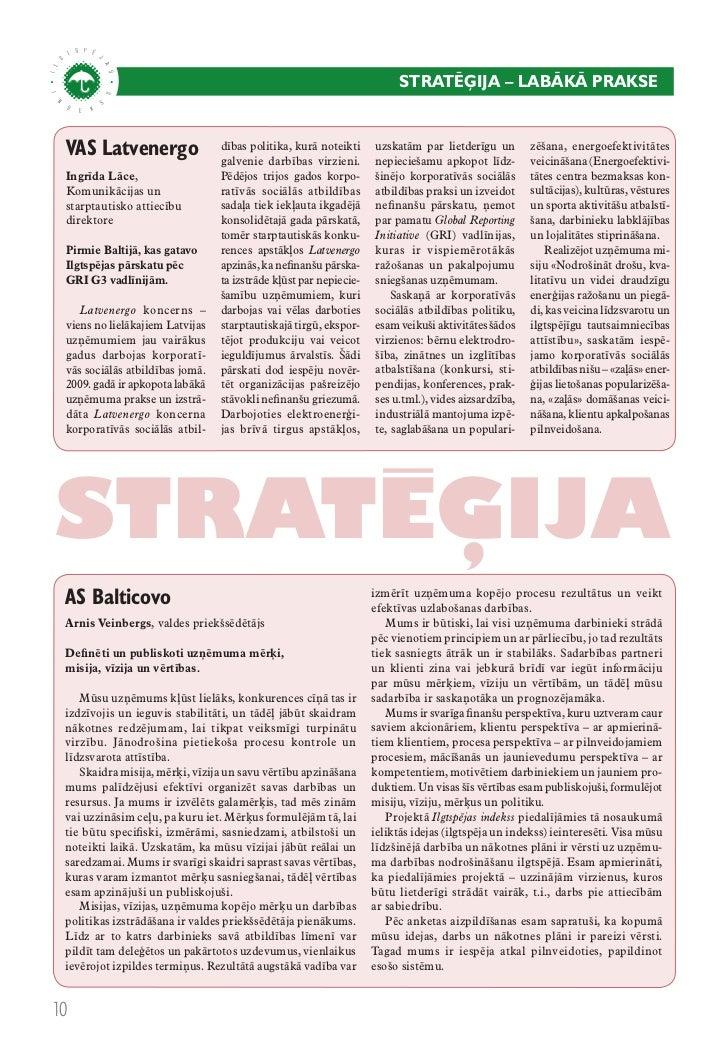 stratēģija – labākā praksestrat‰ÌijaSIA Fazer                         mēs to konsekventi komu-          produktus, drošu d...