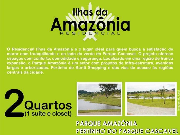 Residencial Ilhas da Amazônia