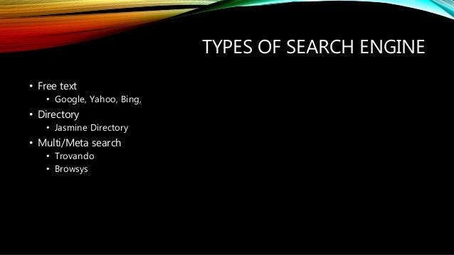 Anything but Google - alternative search engines