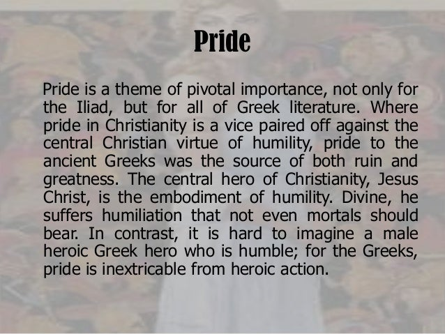 An overview of hektors deeds from iliad by homer