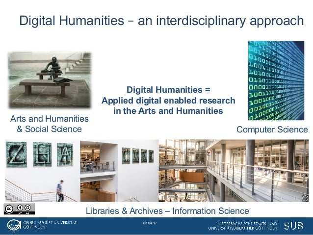 New tasks, new roles: Libraries in the tension between Digital Humanities, Research Data, and Research Infrastructures Slide 3